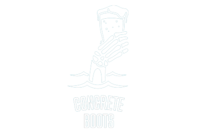 Image of the Concrete Boots Bar Logo